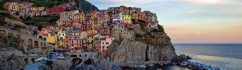 Italian Riviera School Music Tour