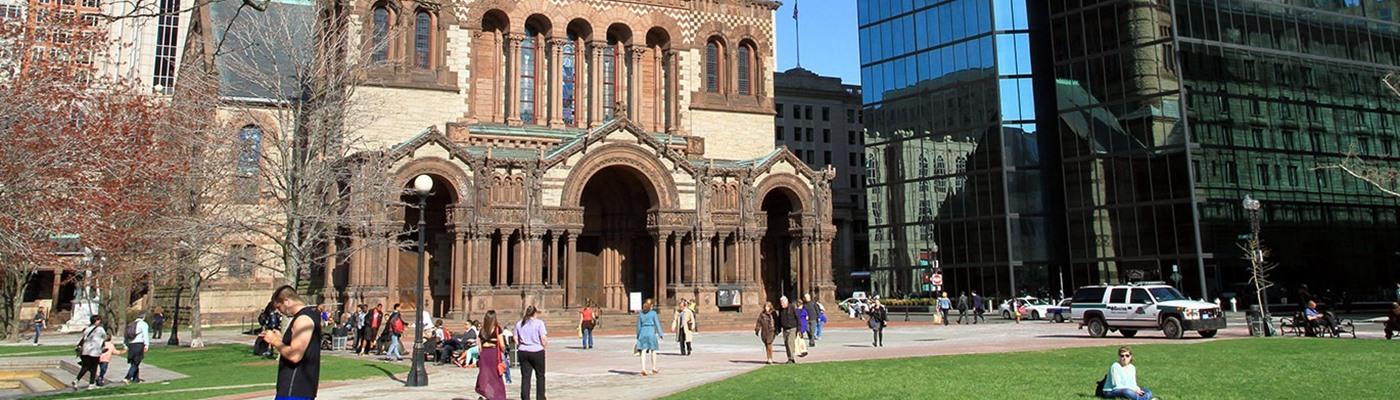 School Music Tours in Boston School Music Tour