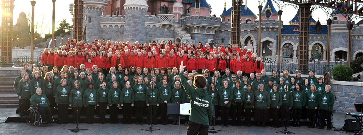 School Music Tours in Disneyland School Music Tour
