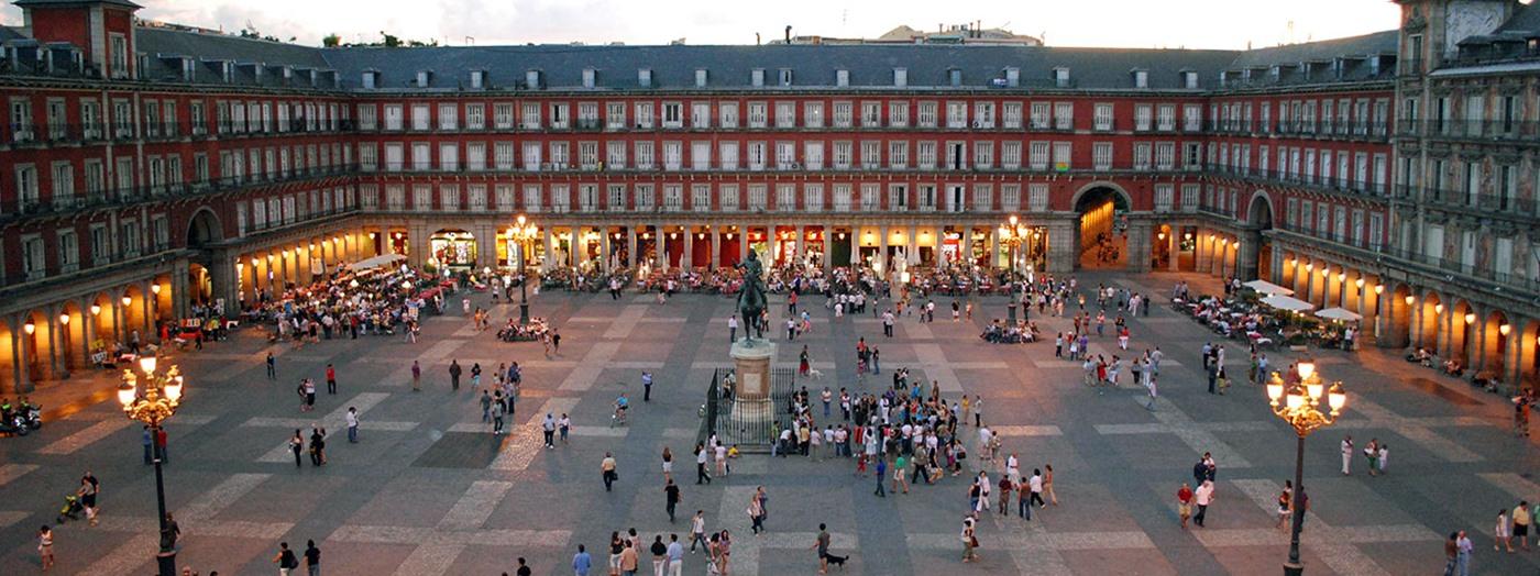 School Music Tours in Madrid School Music Tour